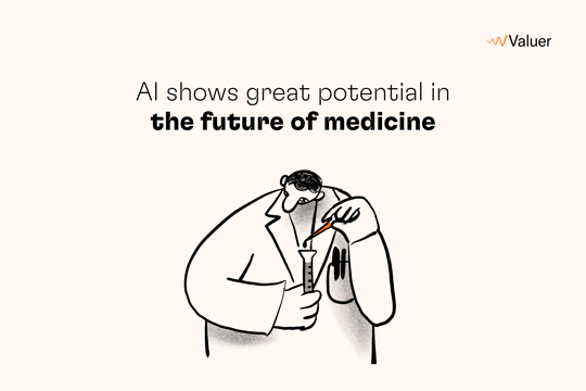 AI shows great potential for the future of medicine