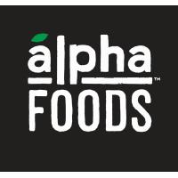 Alpha Foods Logo Valuer
