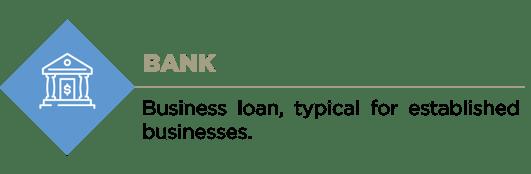 Bank investor description banner