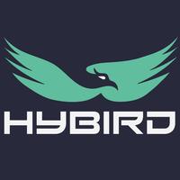 HyBird logo