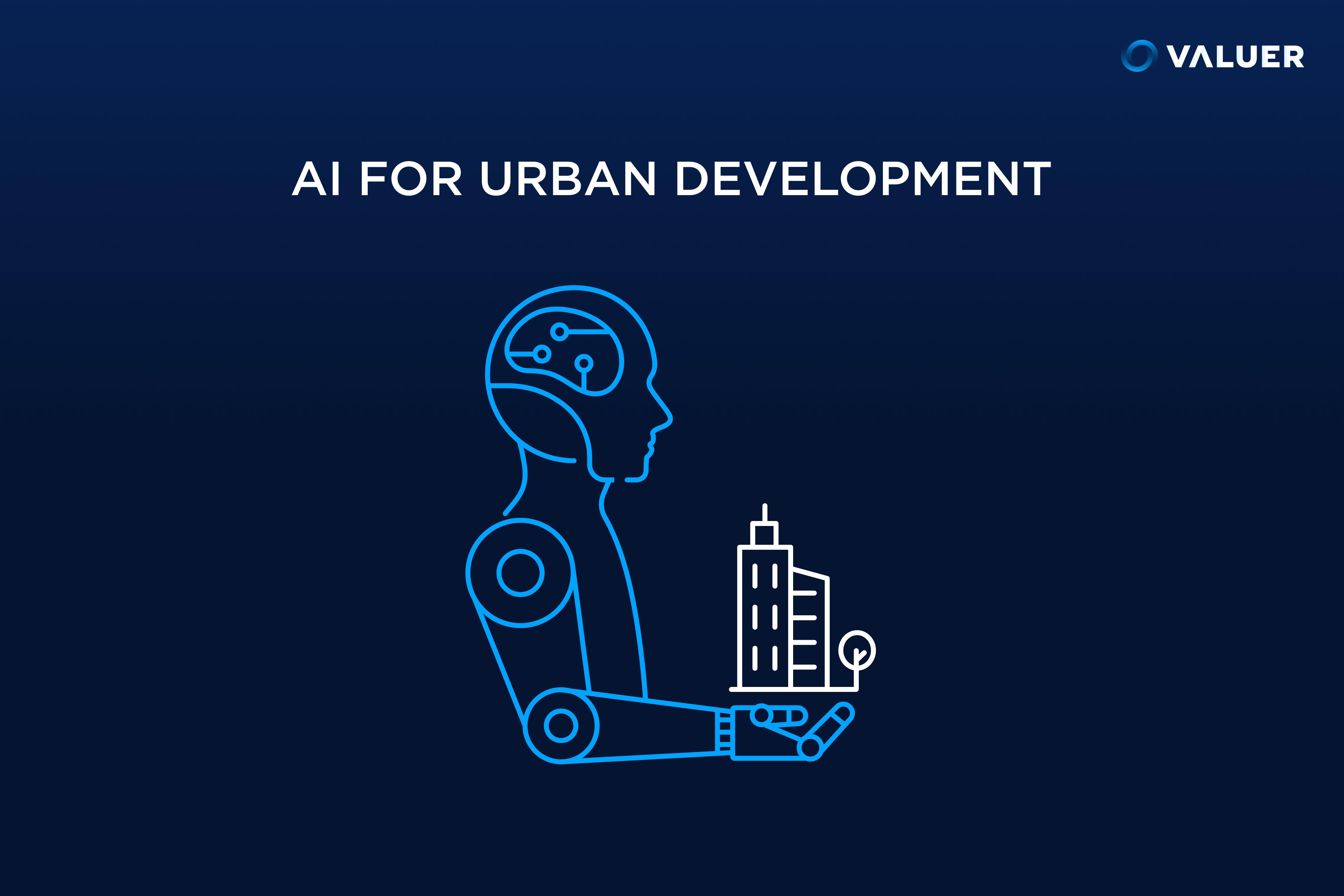 AI and Urban Development