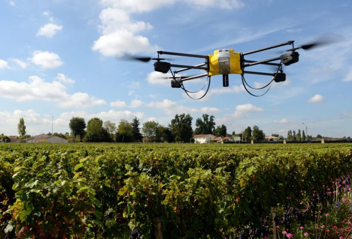 Agriculture Technology drone
