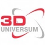 3Duniversum, red, white