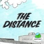 the distance logo