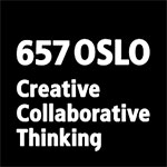 657 Oslo Creative Collaborative Thinking logo
