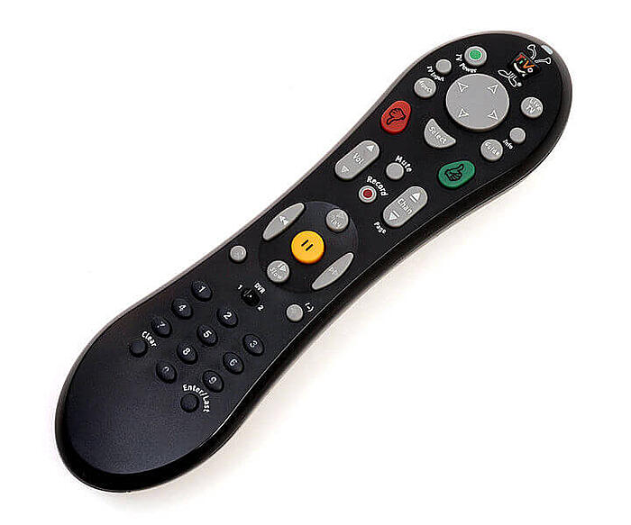 Tivo remotecontrol