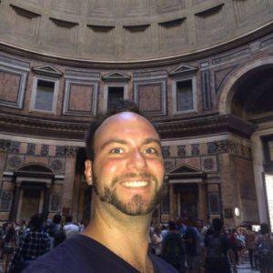 twitter influencer alexander jarvis smiling