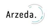 arzeda half circle logo