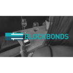 Blockbonds logo table background