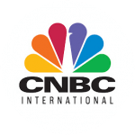 cnbc international colors logo peacock