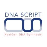 DNA script logo
