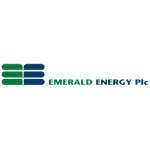 emerald energy green and blue logo