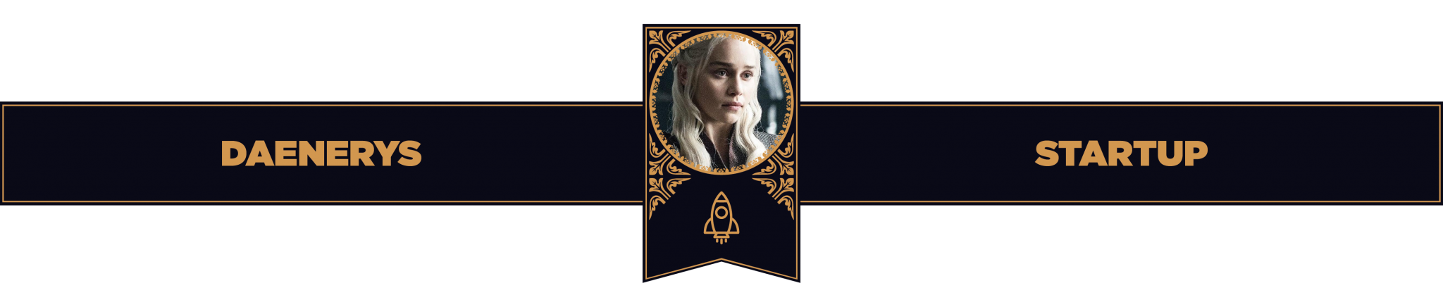 game of thrones banner of Daenerys