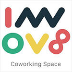 innovate coworking space logo colors