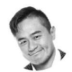Jeremy Liew black and white image
