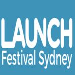 Launch Festival Sydney logo
