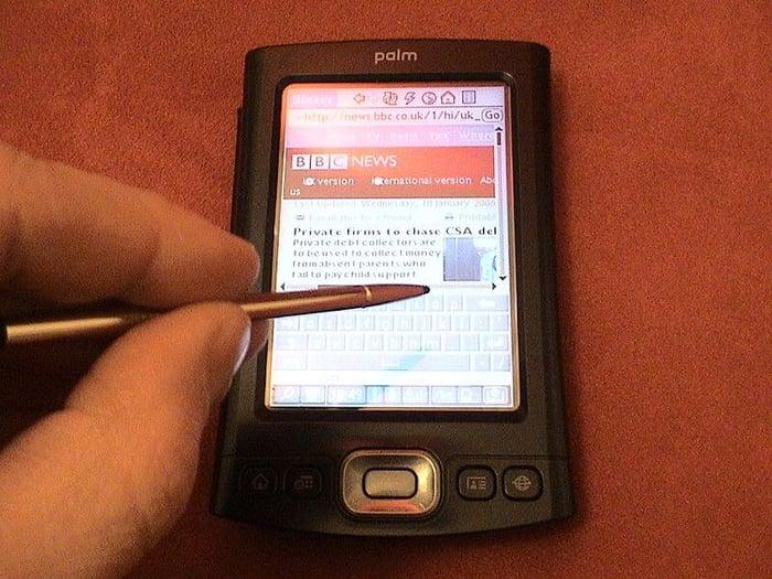 palm-pilot