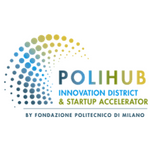 Poli Hub Innovation District Startup Accelerator logo