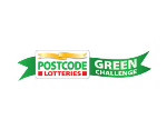 The Postcode Lotteries Green Challenge Logo