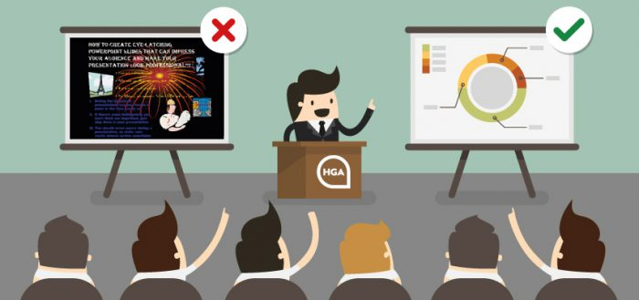presentation powerpoints graphic
