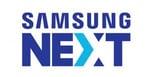 samsung next ventures blue logo