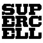 supercell logo black text