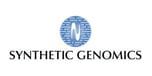 Synthetic Genomics blue globe logo