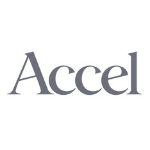 logo where first letter is capital, the rest are small letters, grey colour