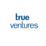 True Ventures logo, blue letters