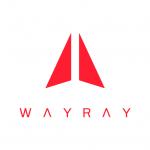 wayray logo red triangles
