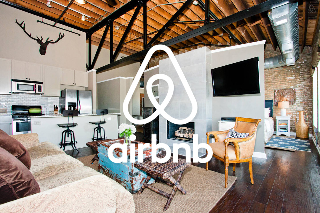 An image of an airbnb apartment