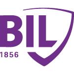 bil logo purple
