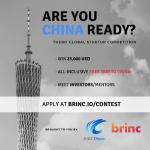 are you china ready? logo
