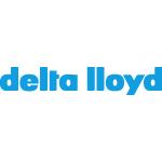 delta lloyd logo blue text