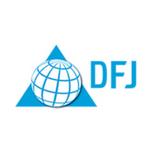 dfj blue globe logo