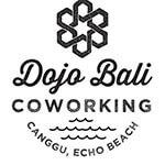 Dojo Bali Coworking Canggu Echo Beach logo waves