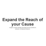 donate your website motto/slogan