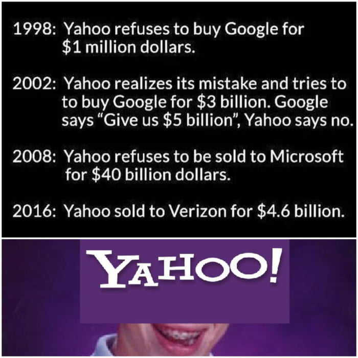 Yahoo! sold to Verizon