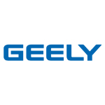 Zhejiang Geely Holding Group logo blue with white background