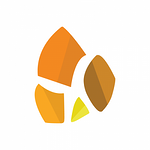 white-background-orange-logo-in-center