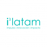 green letters i3 latam impulso innovacion impacto white background