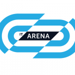 it arena logo