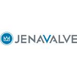jenavalve logo blue circle with white background