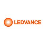 ledvance logo orange circle and text