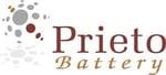 Prieto battery grey logo