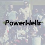 black powerwells on transparent background with people
