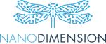nano dimension blue insect mosquito logo
