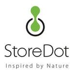 StoreDot inspired by nature logo