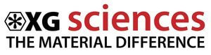 XG Sciences the material difference logo