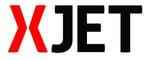 XJET red black letter logo